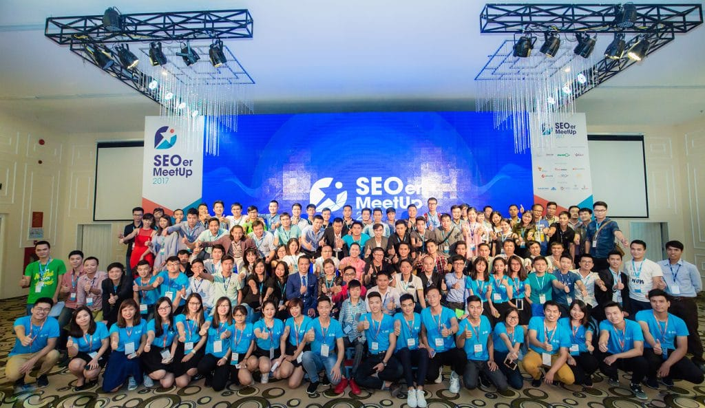 Hình ảnh seoer meetup 2017
