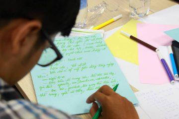 Sôi nổi với bài học Sáng tạo nội dung chuẩn SEO của K13 VietMoz