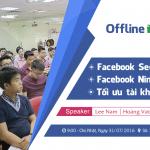Offline Facebook: Sức mạnh của Facebook Seeding & Facebook Ninja Tools