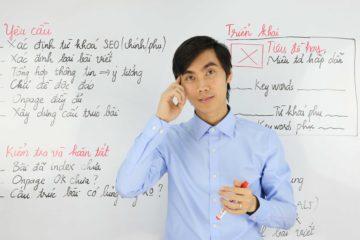 Hướng dẫn viết bài chuẩn SEO lên TOP Google