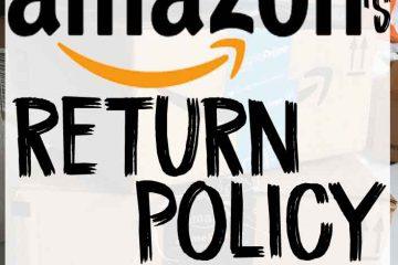 Chính sách Policy của Amazon? – Bản quyền thương hiệu