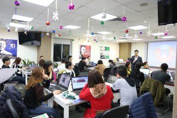 Hình ảnh khoá học Facebook Marketing K38
