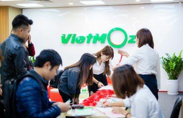 VietMoz tuyển Nhân viên quản lý lớp học