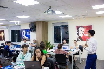Hình ảnh khóa học Facebook Marketing K45