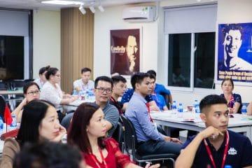 Lịch khai giảng khóa học tháng 10 – 2018