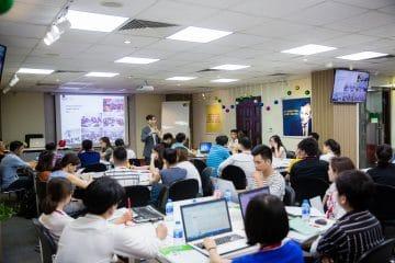 Hình ảnh khóa học SEO tiêu chuẩn K56