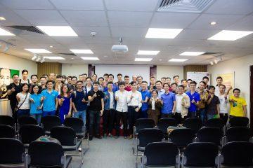 Hình ảnh Offline SEO Trend 2019 tại VietMoz Academy