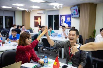 Hình ảnh khóa học SEO tiêu chuẩn K61